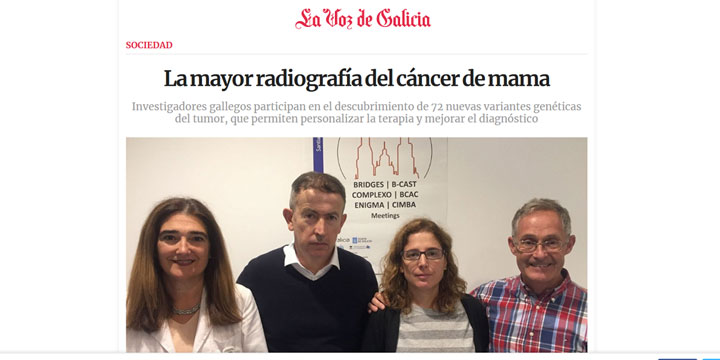 La mayor radiografía del cáncer de mama